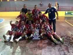 Time Balsas Futsal vai representar o Maranhão na liga Nordeste de Futsal 2013