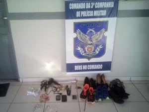 Companhia de Polia Militar em São Raimundo das Mangabeiras